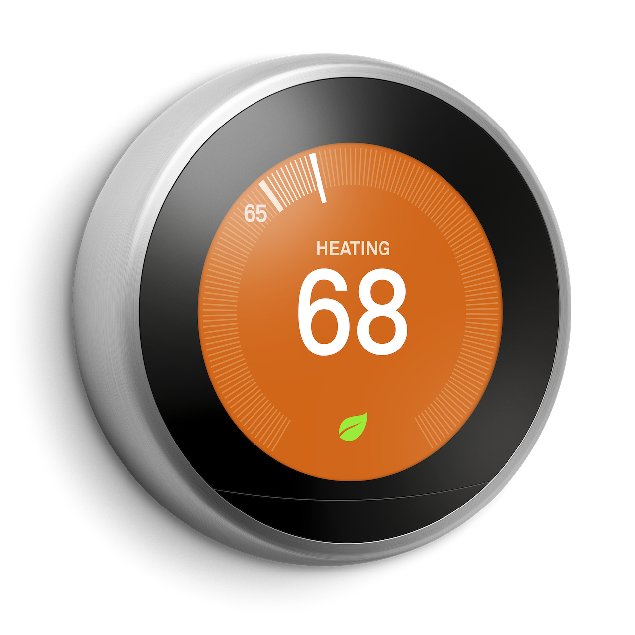 Nest smart thermostat installation